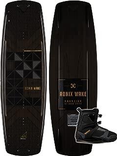 RONIX Darkside Intelligent 2 Wakeboard w/Darkside Bindings Mens