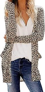 SUDADY Felpa Donna Gatti Cardigan Elegante Vello Donne Sweatshirt Maglietta Maglione Camicie Gatto Blusa Ragazza Felpe Tumblr Pullover Hoodie Jumper Outwear Tuta Caldo Vestiti Abbigliamento