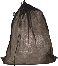 product image for Laundry Bag Strong Industrial Mesh Drawstring with Cord Lock,Made in U.s.a. (Large)