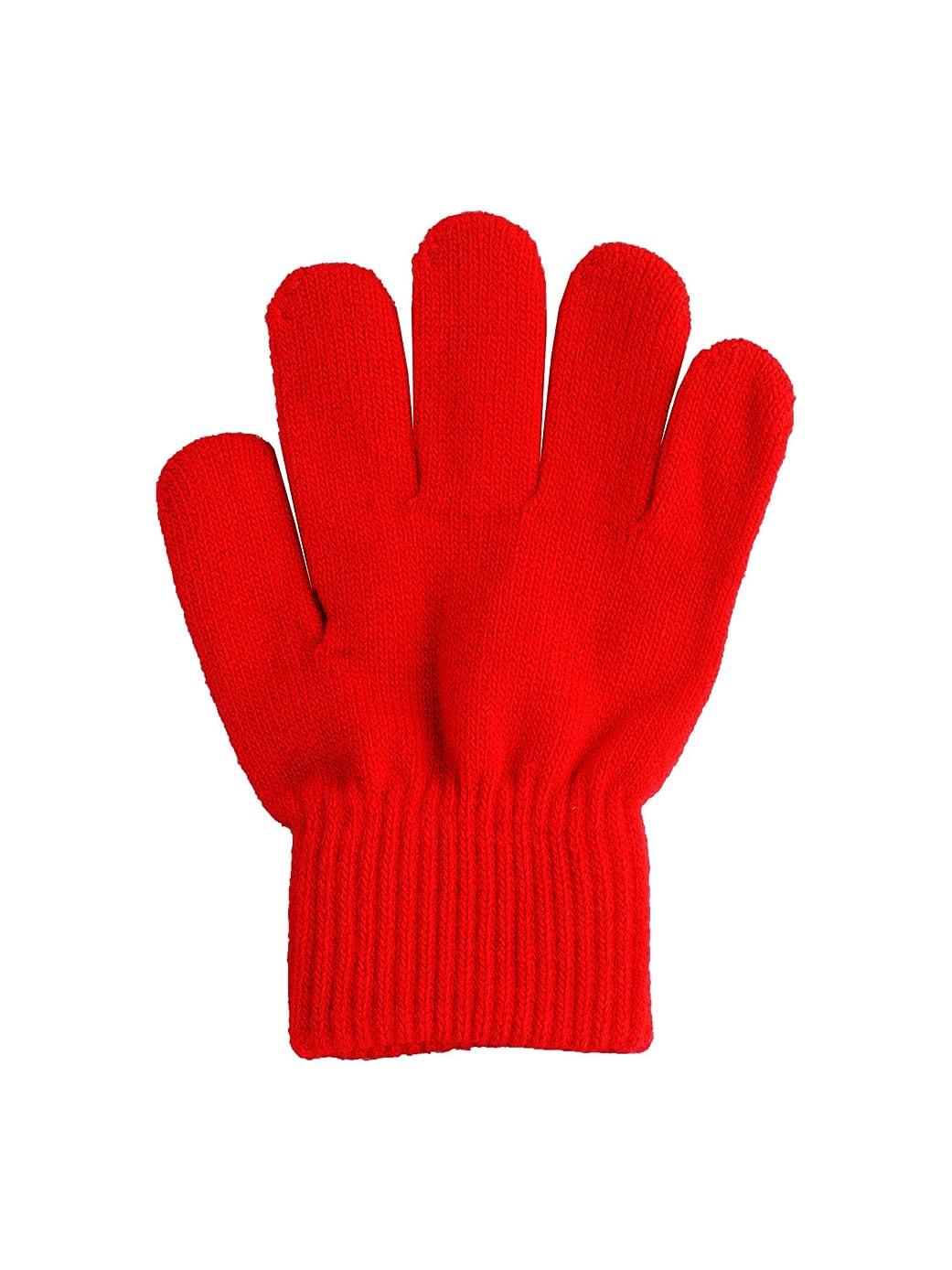咳漁師ネズミのびのび手袋 赤 10組セット