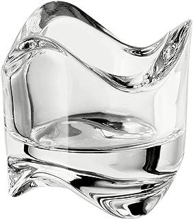 "Digital Shoppy IKEA Tealight Holder, Clear Glass, 6 cm (2 ¼"")"