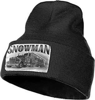 Men's & Woman's Jerry Reed Snowman Hats Winter Knitted Caps Soft Warm Hat