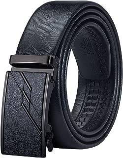 Designer Mens Belts, Sliding Buckle Dress Belt TOP Genuine Leather Strap Gifts Set