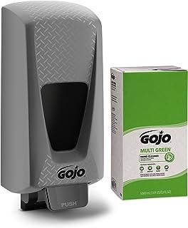GOJO Multi Green Hand Cleaner Gel, Natural Citrus Solvent, 5000 mL BioPreferred Certified Refill