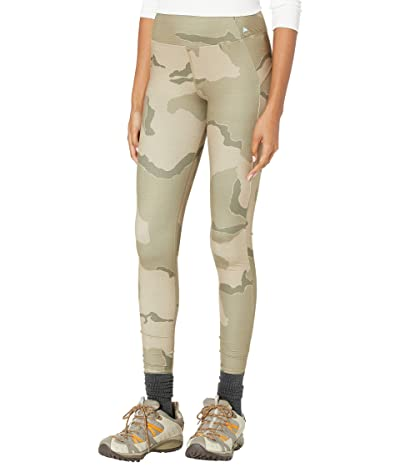 Burton Multipath Leggings (Barren Camo) Women