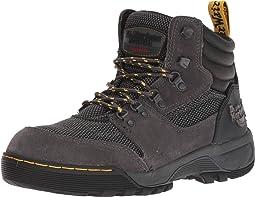 Rapid Steel Toe 6-Tie Boot