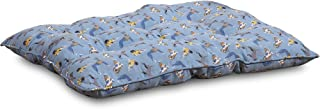 """Beatrice Home Fashions Cotton Tufted Reversible Pet Dog Beds, Extra Large 30 x 40 x 4"""", Dog Fashions"""