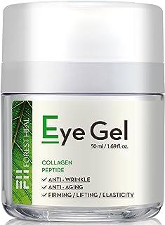 comprar comparacion Gel Forest Heal Eye con Péptidos de Colágeno y Niacinamida, antienvejecimiento natural, antiarrugas hidratante para ojos b...