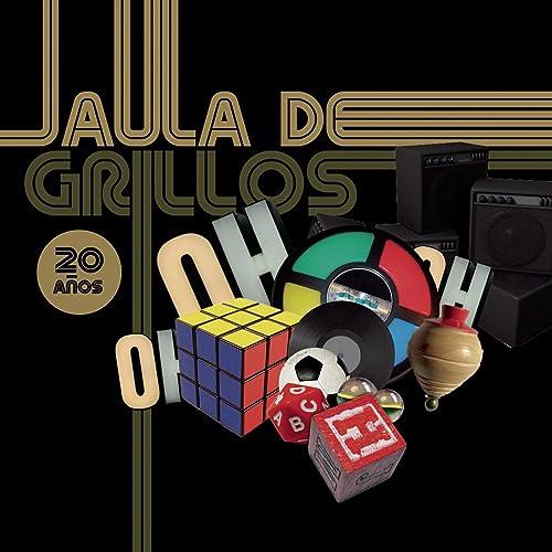 Veinte Años de Jaula De Grillos en Amazon Music - Amazon.es