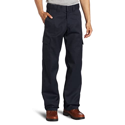 c082f1e7676 Dickies Men s Relaxed Straight-Fit Cargo Work Pant