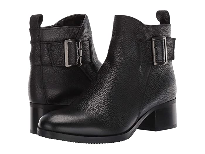 Clarks  Mila Charm (Black Leather) Womens  Boots