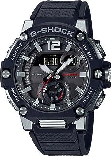 [カシオ] 腕時計 ジーショック G-STEEL スマートフォン リンク カーボンコアガード構造 GST-B300-1AJF メンズ