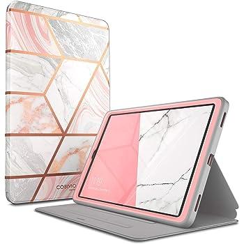 i-Blason Funda Galaxy Tab A 10.1 ''(SM-T510 / T515) 2019, [Cosmo] Protector de Cuerpo Completo con Protector de Pantalla Incorporado para Samsung Galaxy Tab A 10.1' 2019 (Mármol)