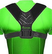 Houding corrector en rugbrace voor man en vrouw. Verstelbare posture corrector voor rechte rug schouders - Rugondersteunin...