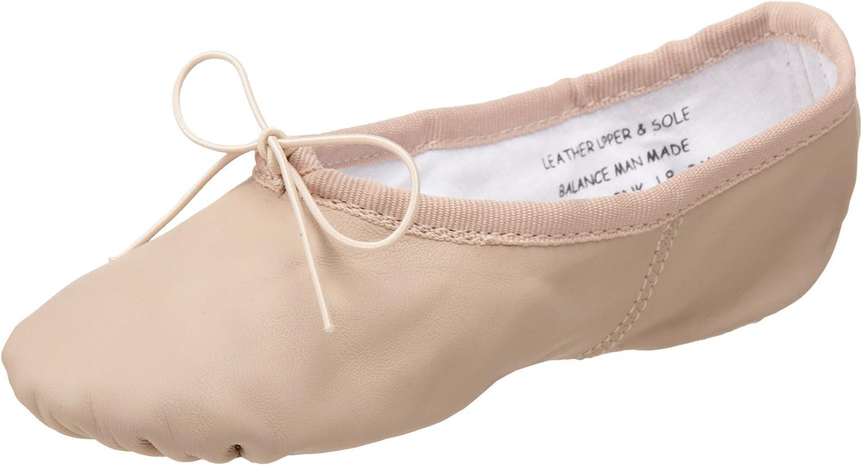 Capezio Women's CG2002 Split-Sole Ballet Shoe
