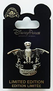Haunted Mansion Limited Edition Sculpt Pin Disneyland Park Exclusive May 4th, 2017