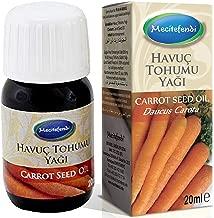 Mecitefendi Carrot Oil (Daucus Carota Sativa) 20ml