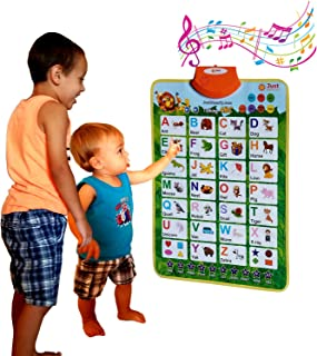 Just Smarty Alphabet Learning Toy for Boys and Girls 3...