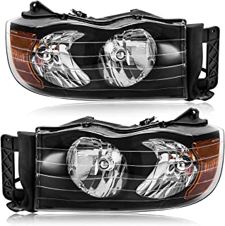 led headlights 2004 dodge ram 1500