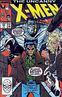 Uncanny X-Men, The #245 VF/NM ; Marvel comic book