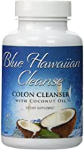 coconut colon cleanse by Blue Hawaiian Cleanse
