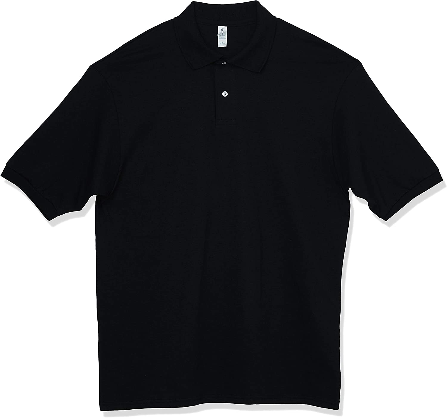 Short /& Long Sleeve Jerzees Mens SpotShield Stain Resistant Polo Shirts