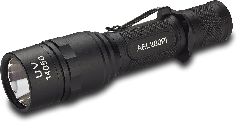 AE 70485AEL280UV365 LED UV365nm Flashlight