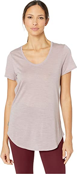 Solace Merino Short Sleeve Scoop