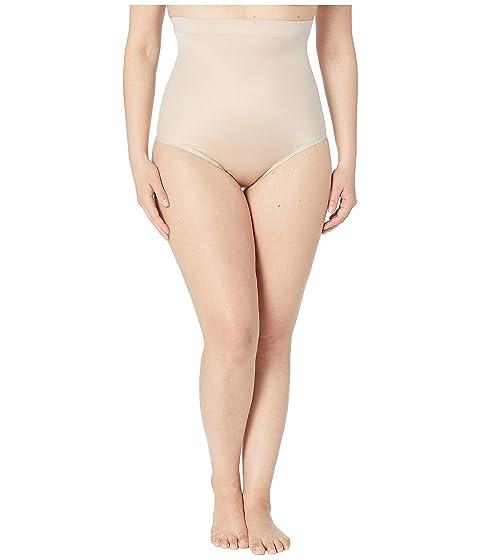 d994833d9c Spanx Plus Size Suit Your Fancy High-Waist Thong at Zappos.com