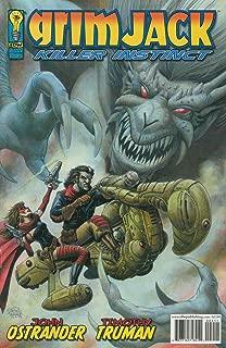 Grimjack: Killer Instinct #2 VF ; IDW comic book