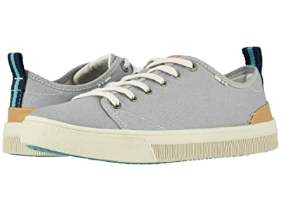 TOMS TRVL LITE Low (Drizzle Grey Canvas) Women