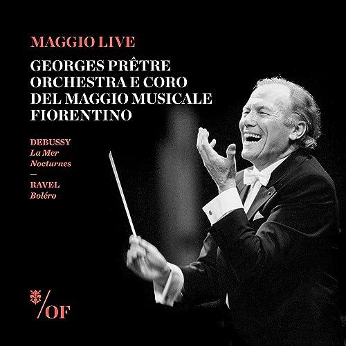 Claude Debussy: La Mer, Nocturnes - Maurice Ravel: Bolero:MP3ダウンロード
