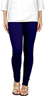 Trends Craft Cotton Lycra Leggings for Womens and Girls