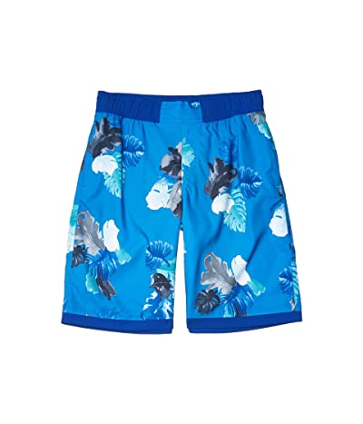 Columbia Kids Sandy Shorestm Boardshorts (Little Kids/Big Kids) (Azul Tropical) Boy