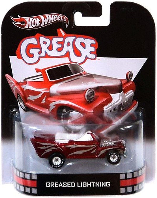 2013 Hot Wheels Retro Entertainment Grease - Greased Lightning by Hot Wheels B00FCMQK3W Bestellungen sind willkommen | Wirtschaftlich und praktisch