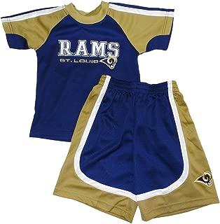 Reebok St. Louis Rams Kid's Jersey and Short Set