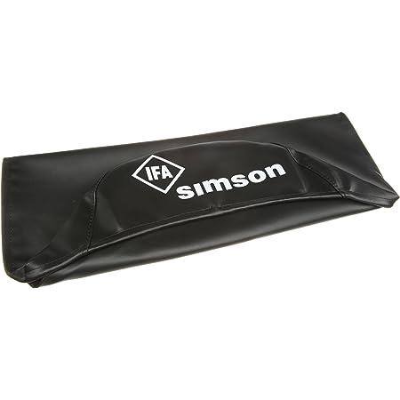 Simson Sitzbezug Glatt Schwarz Mit Simson Schriftzug Simson S50 S51 S70 Kr51 2 Schwalbe Sr4 3 Sperber Sr4 4 Habicht Auto