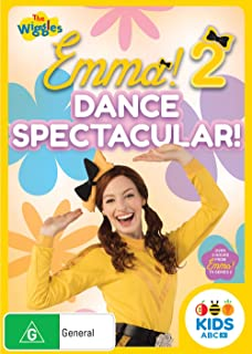 The Wiggles: Emma's Dance Spectacular (DVD)