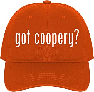 The Town Butler got Coopery? - A Nice Comfortable Adjustable Dad Hat Cap