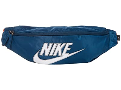 Nike Heritage Hip Pack Jersey CL (Blue Force/Blue Force/White) Bags