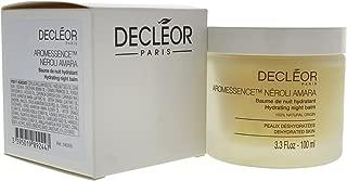 Decleor Aromessence Neroli Amara Hydrating Night Balm Salon Size, 3.3 Ounce