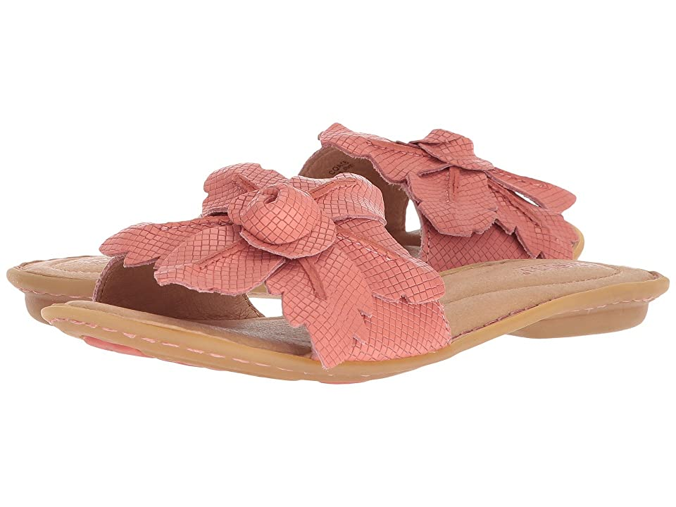 Born Mai Floral (Rose Embossed Full Grain Leather) Women