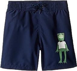 Frog Swimshorts (Infant/Toddler/Little Kids/Big Kids)