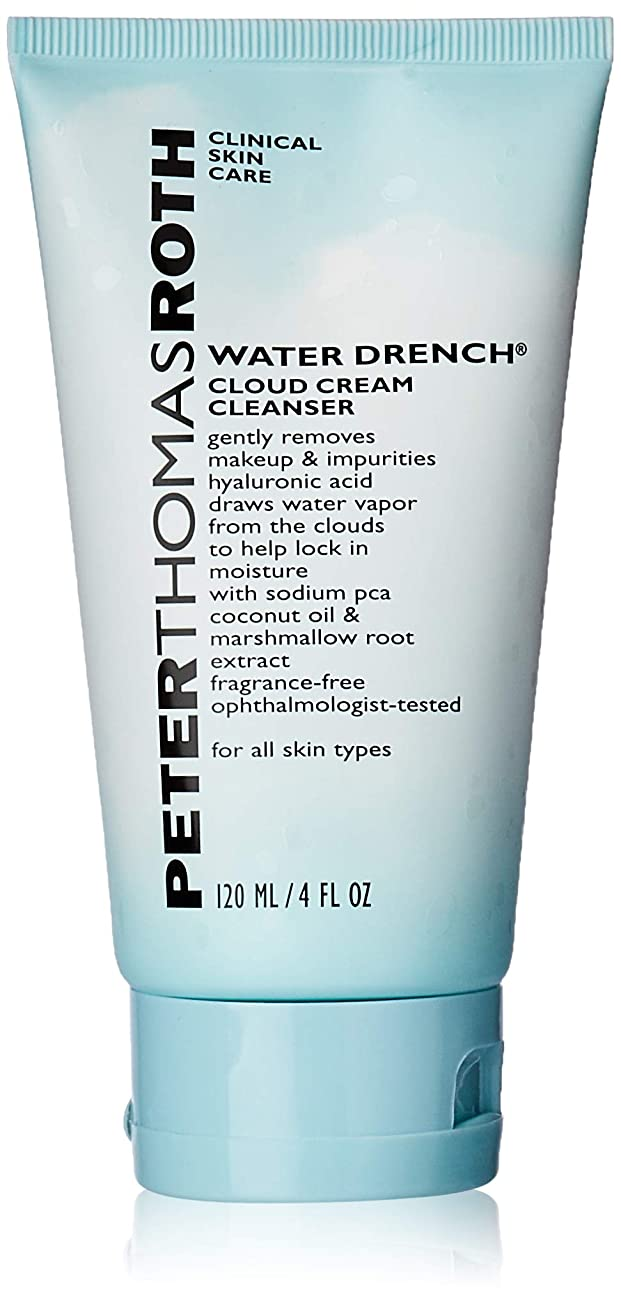 パイント助けて優越PETER THOMAS ROTH - Water Drench Hyaluronic Cloud Cream Cleanser