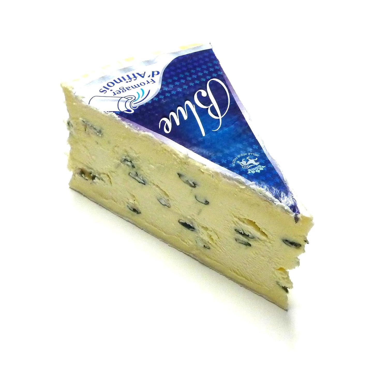Französischer Weichkäse Fromage d' Affinois blue ca 200g Blauschimmelkäse