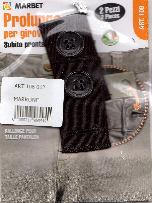 ds Prolunga Estensione Girovita Aumenta Taglia Bottone Per Pantaloni Jeans dfh