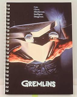 Gremlins Spiral Book