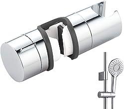 Uniwersalny uchwyt na słuchawkę prysznicową, regulowany 18 – 25 mm, uchwyt prysznicowy do słuchawki prysznicowej lub słuch...