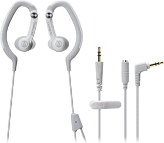 Audiotechnica ATH-CKP200WH Audifonos Sonicsport In-Ear, Blanco