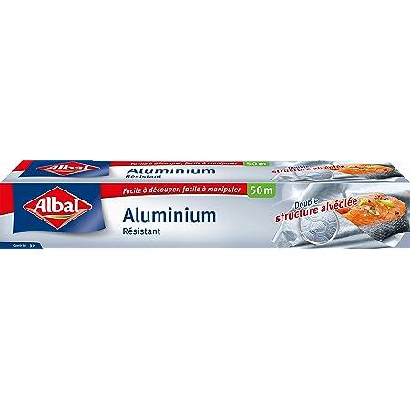 Albal, Papel de aluminio, 50 m